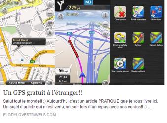 GPS GRATUIT