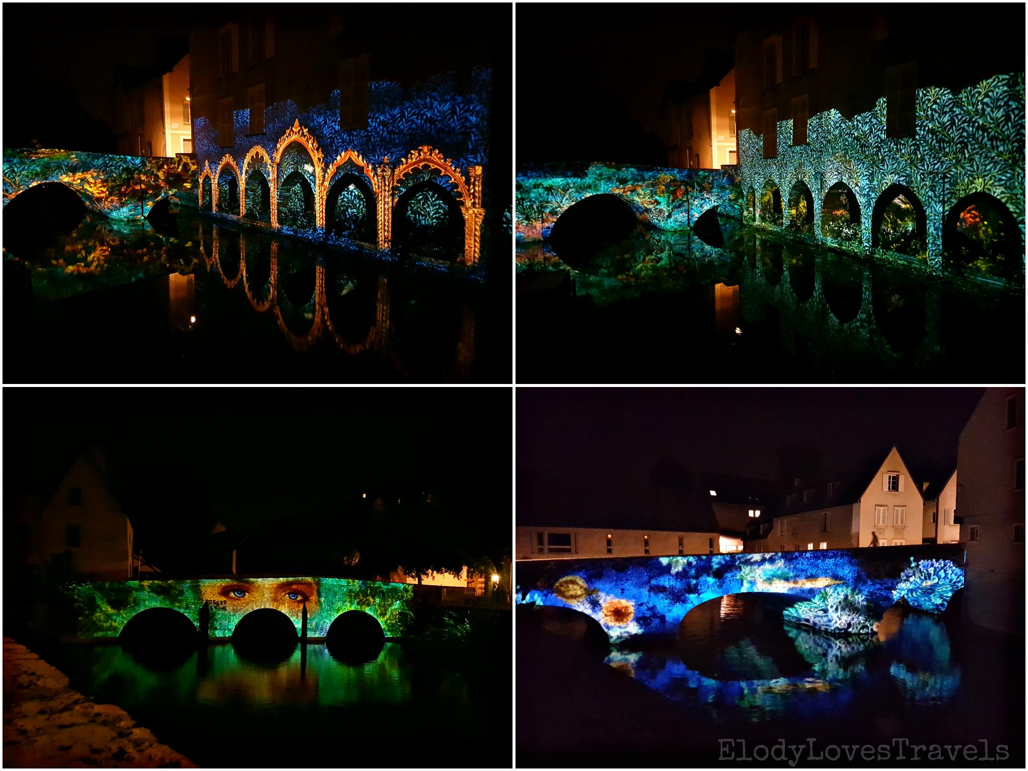 Chartres en lumières Eure