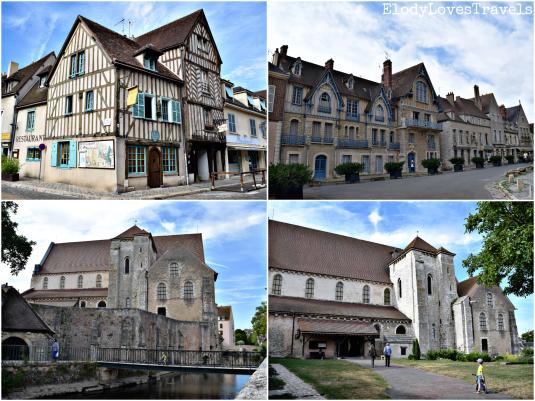 Dans les rues de Chartres