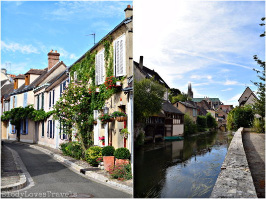 Ruelles de Chartres